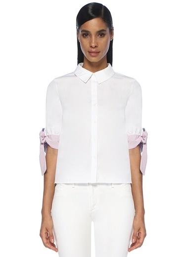 English Factory Gömlek Beyaz
